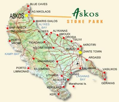 Askos stone park zoo natural park volimes zakynthos zante askos stone park zoo natural park volimes zakynthos zante island greece gumiabroncs Choice Image